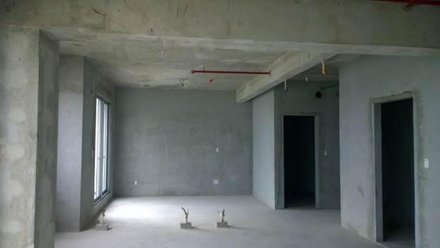 Nhiều khách hàng gặp khó khăn khi hoàn thiện căn hộ bàn giao thô.