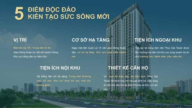 Phuc Dat Tower
