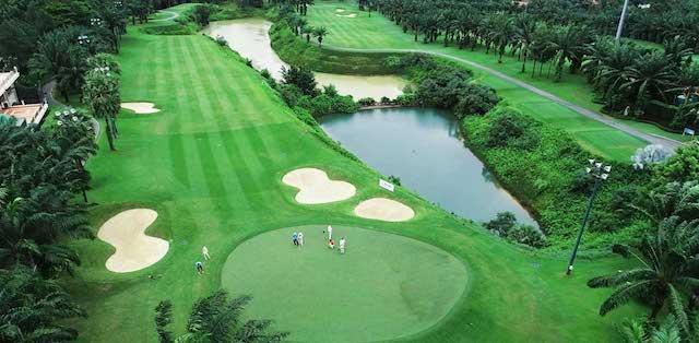 Tuyệt tác bên Sân Golf Long Thành