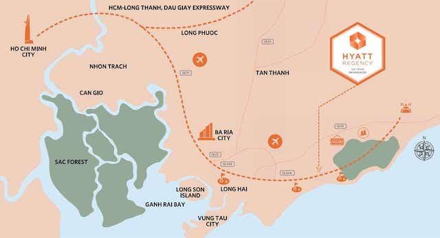 Hyatt Regency Ho Tram Residences