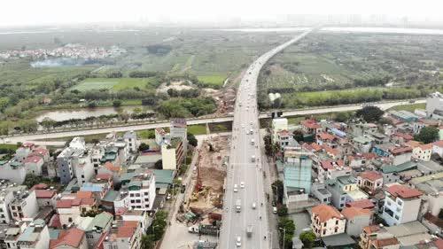Hà Nội xây thêm cầu, đồng bộ hạ tầng giao thông